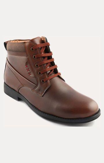 San Frissco | Tan Boots
