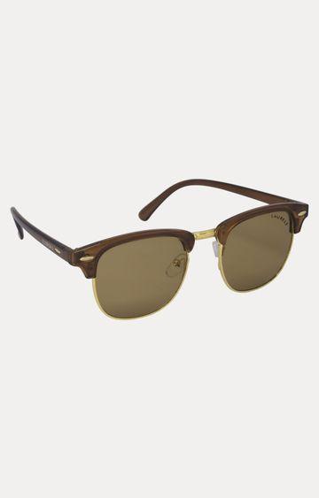 Laurels   Brown Browline Sunglasses