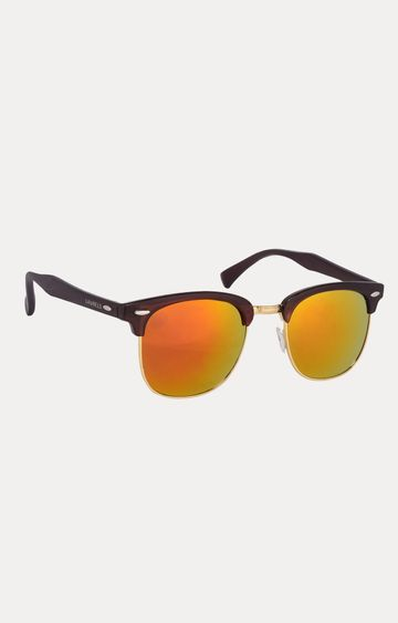 Laurels | Brown Browline Sunglasses