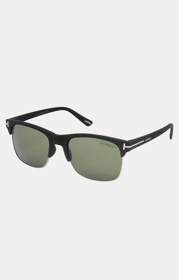 Laurels | Black Browline Sunglasses