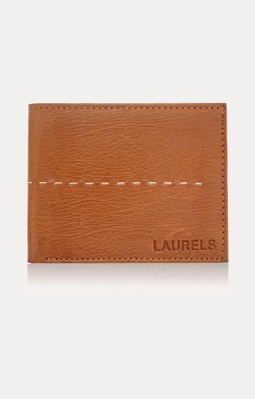 Laurels | Dark Beige Wallet