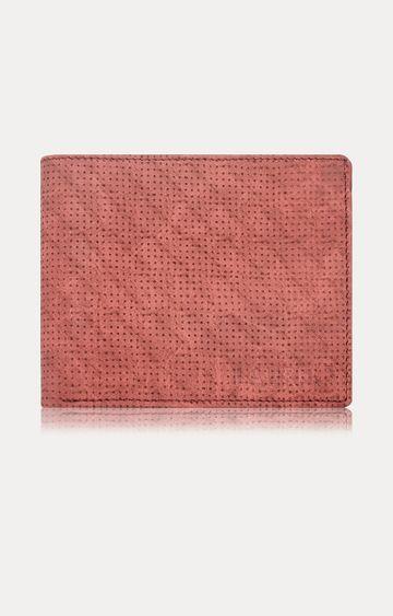 Laurels | Light Red Wallet