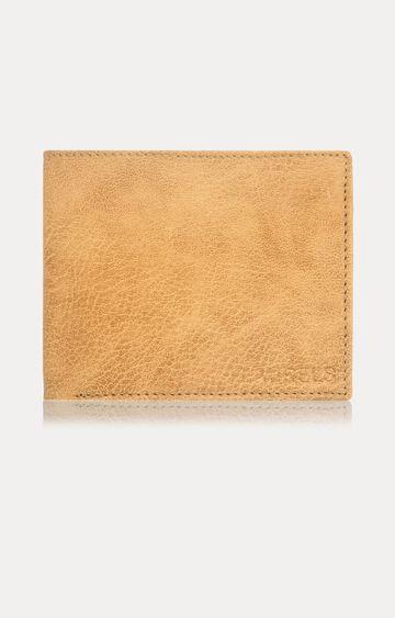 Laurels   Beige Wallet