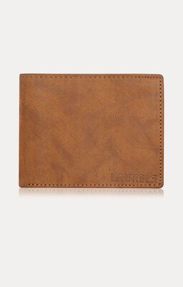 Laurels | Beige Wallet