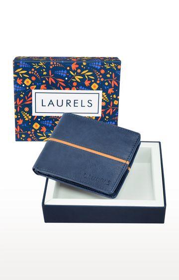 Laurels   Blue Wallet