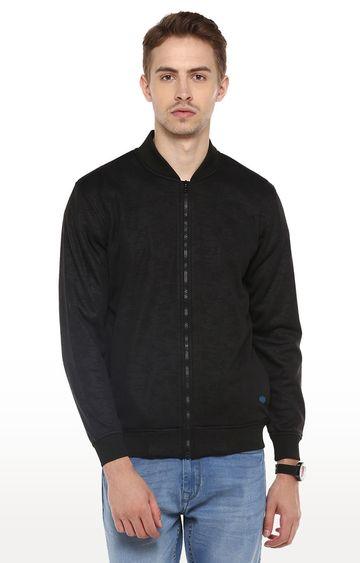 RED CHIEF | Black Printed Jacket