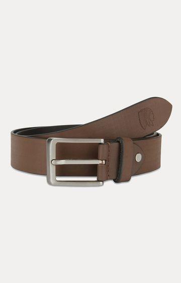 RED CHIEF | Dark Brown Belt