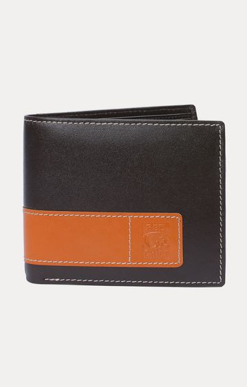 RED CHIEF   Brown Wallet