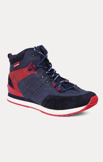 RED CHIEF | Navy Blue Boots