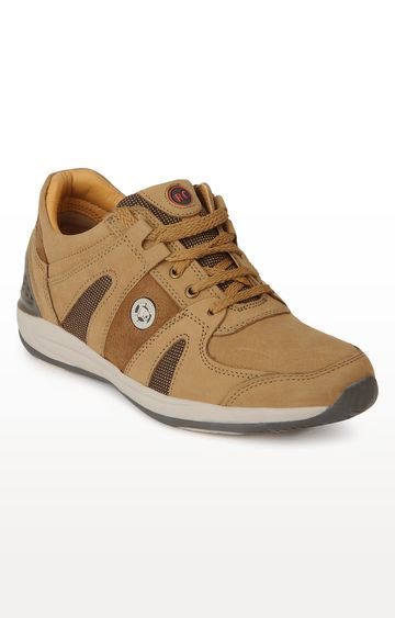 RED CHIEF   Brown Hiking Shoes