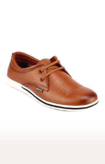 RED CHIEF   Tan Casual Lace-ups