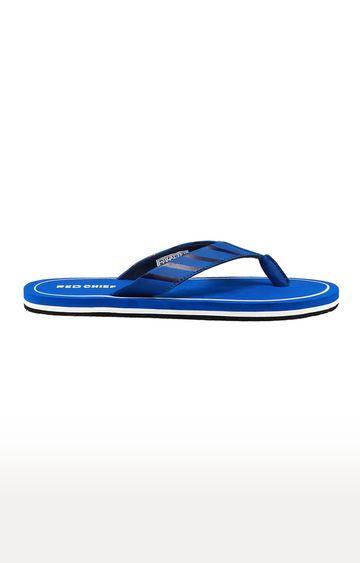 RED CHIEF | Blue Flip Flops