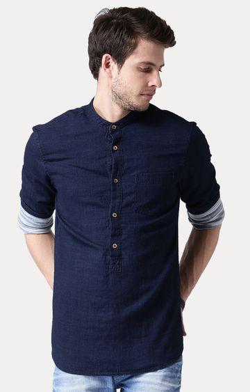 celio | Marine Solid Casual Shirt