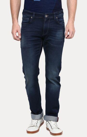 celio | Blue Straight Fit Jeans