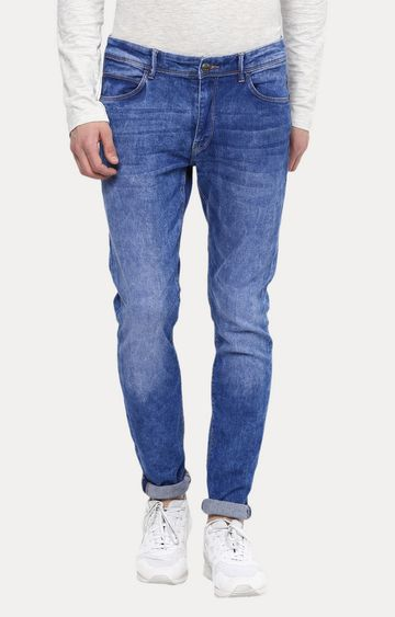 celio | Blue Straight Jeans