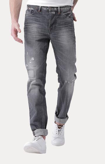 celio | Grey Straight Jeans