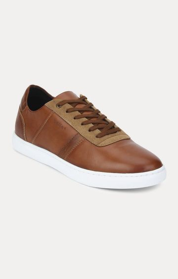 celio | Tan Sneakers