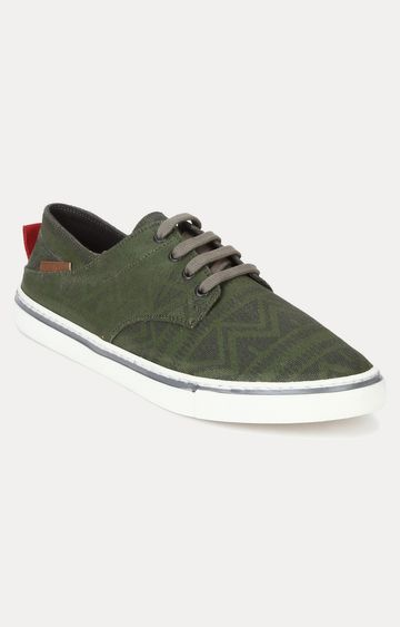 celio | Green Sneakers