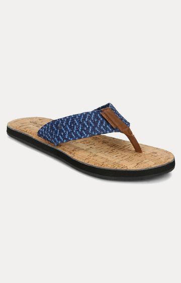 celio | Blue Flip Flops