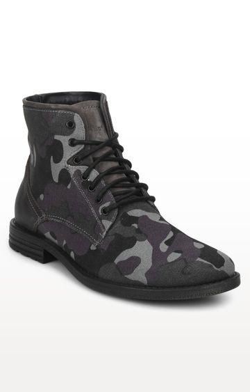 celio | Grey Boots