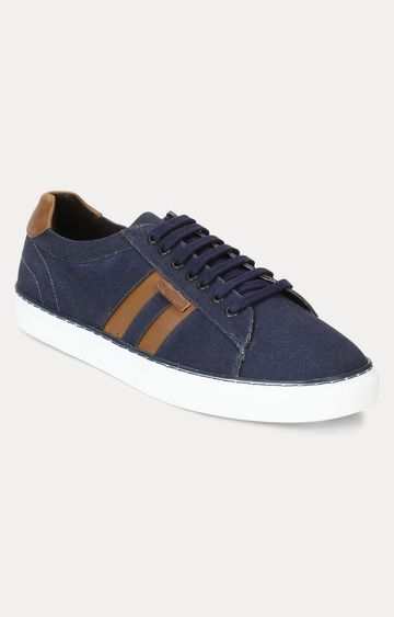 celio | Navy Sneakers
