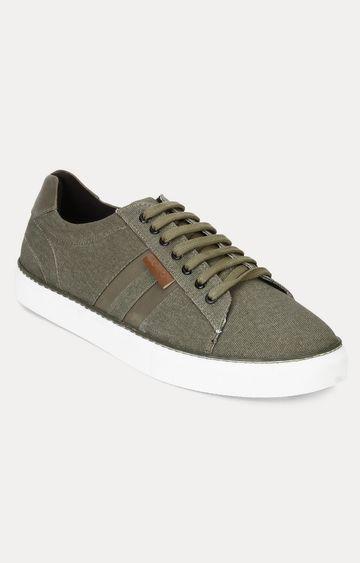 celio | Olive Sneakers