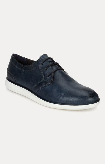 celio | Navy Casual Lace-ups