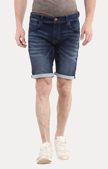 celio | Light Blue Denim Shorts