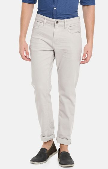 celio   Fawn Straight Fit Chinos