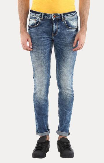 celio | Jorandy Blue Slim Fit Jeans