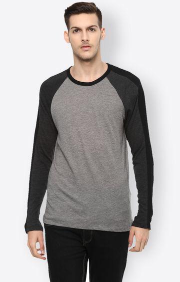 celio | Gris Melange T-Shirt