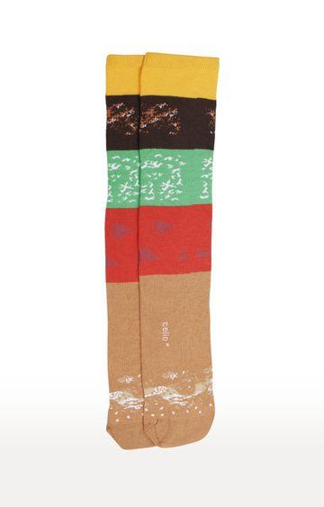 celio   Multicoloured Colourblock Socks