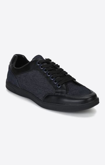 celio | Navy and Black Sneakers