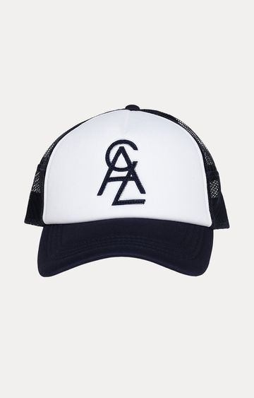 celio   Navy Embroidered Baseball Cap