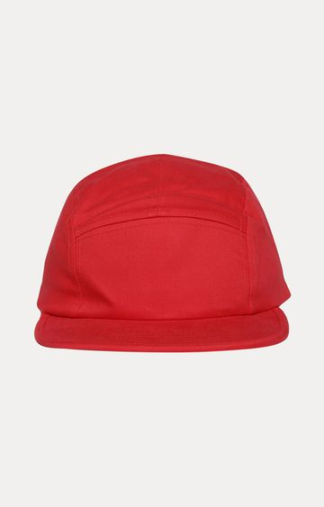celio | Red Solid Baseball Cap