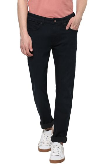 celio | Black Solid Slim Fit Jeans