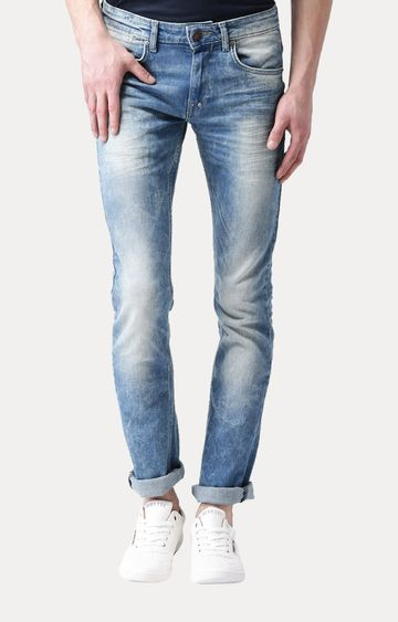 celio | Blue Straight Jeans