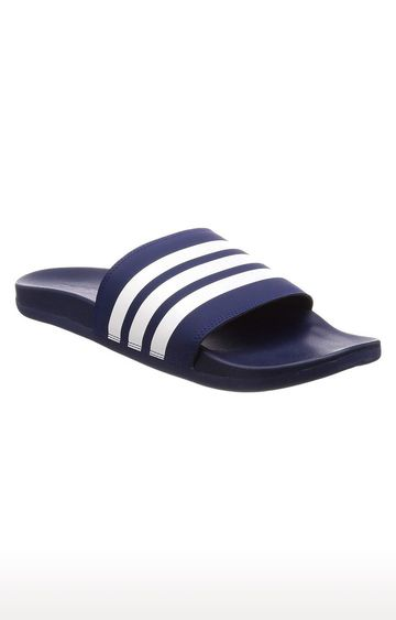 adidas   Navy Slippers