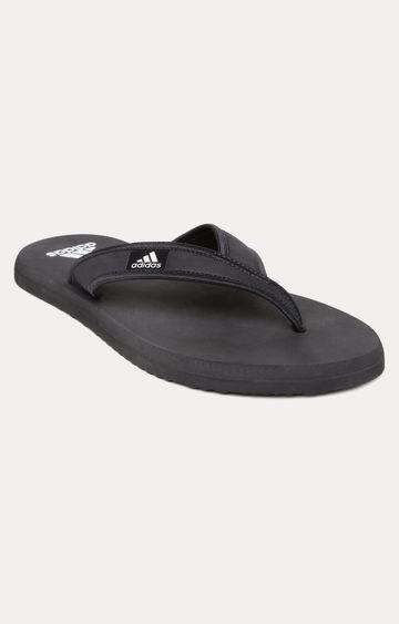 adidas | Black Flip Flops