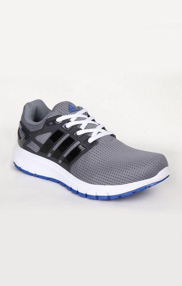 adidas   Grey Running Shoes