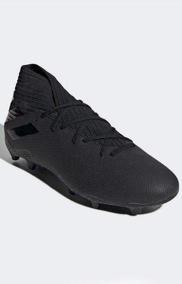 adidas   Black Football Shoes