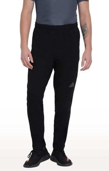adidas | Black Trackpants