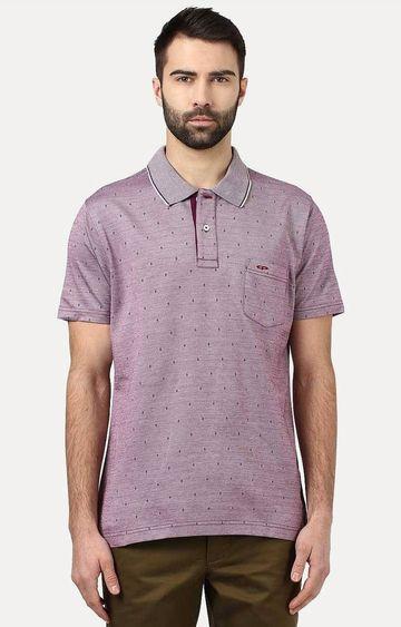 ColorPlus   Pink Printed T-Shirt