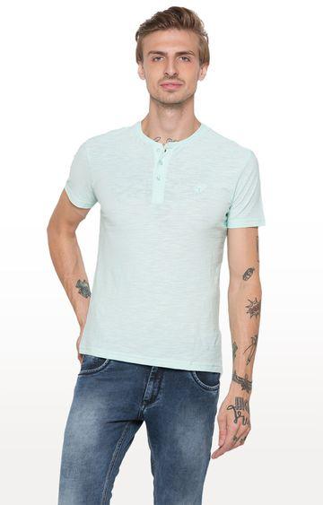 globus | Mint Melange T-Shirt