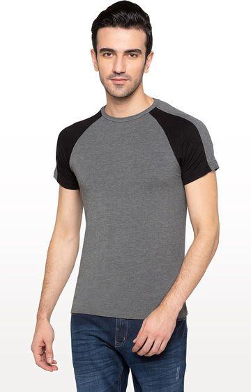 globus | Grey Melange T-Shirt