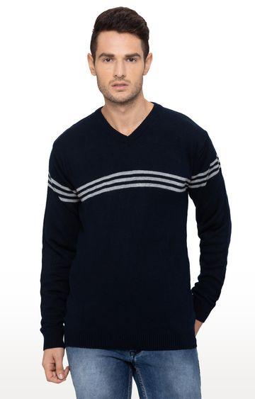 globus | Blue Striped Sweater