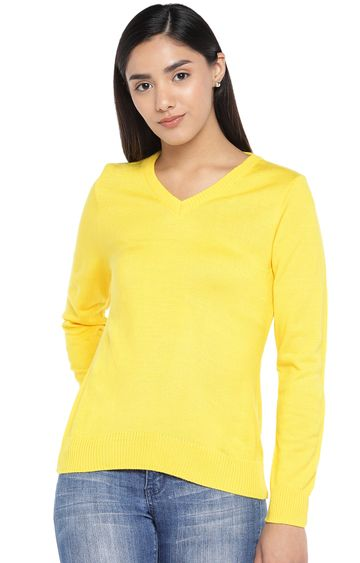 globus | Yellow Solid Top