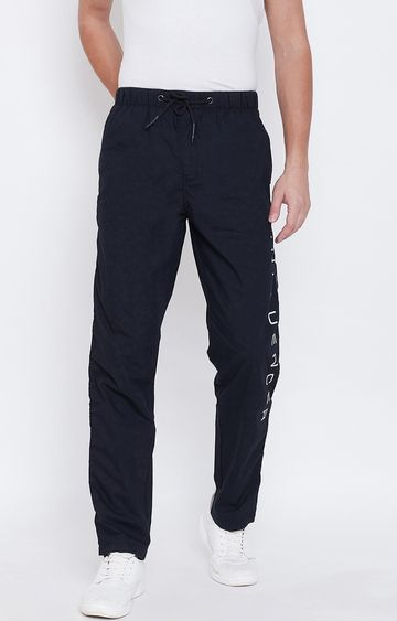OCTAVE   Navy Tapered Chinos