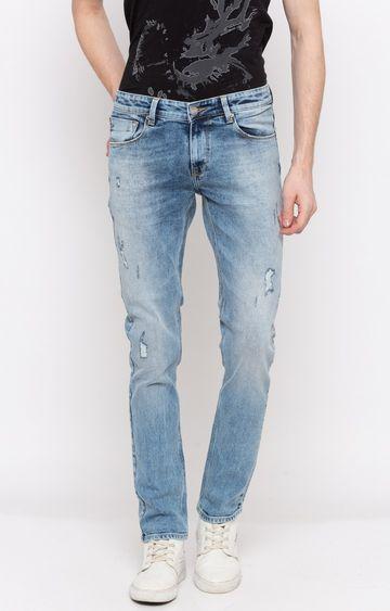 Spykar   spykar Cotton Low-Rise Skinny Jeans