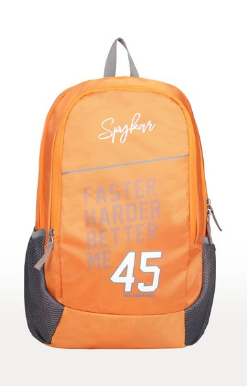 spykar | Spykar Orange Backpack